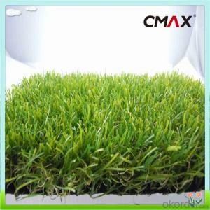 UV Resistant Green Landscaping Artificial turf Grass No Heavy Metal