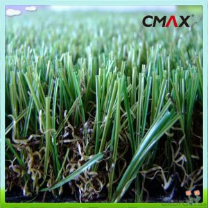 Customized Landscaping Artificial Grass Outdoor Synthetic Turf 3/8 Inch gauge