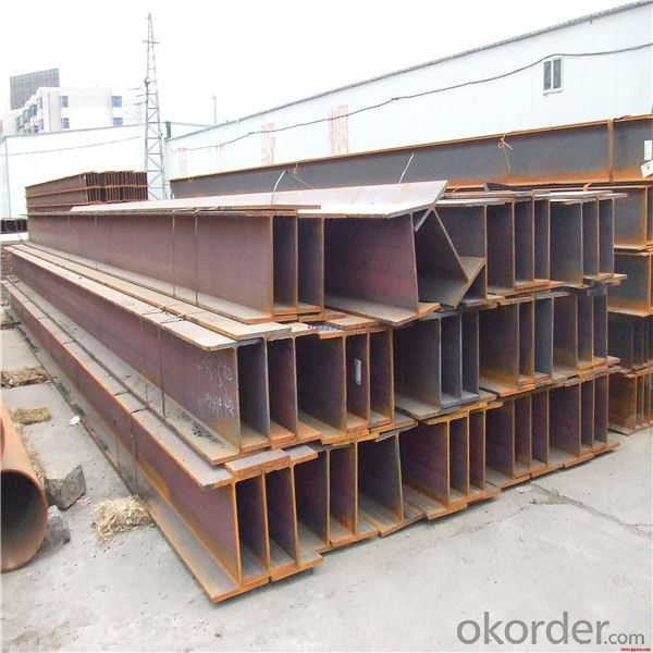 GB Steel H Beam at Good Price and Qaulity