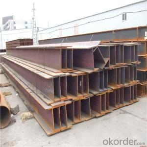 GB Steel H Beam at Good Price and Qaulity
