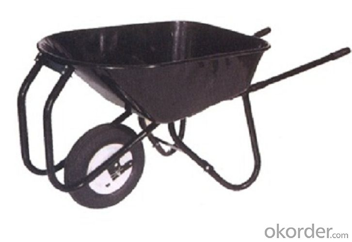 Wheel Barrow with  WB8600 For Construction