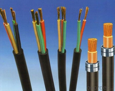 1.5mm 2.5mm 4mm 6mm Copper Wire/Electrical Wire and Cable