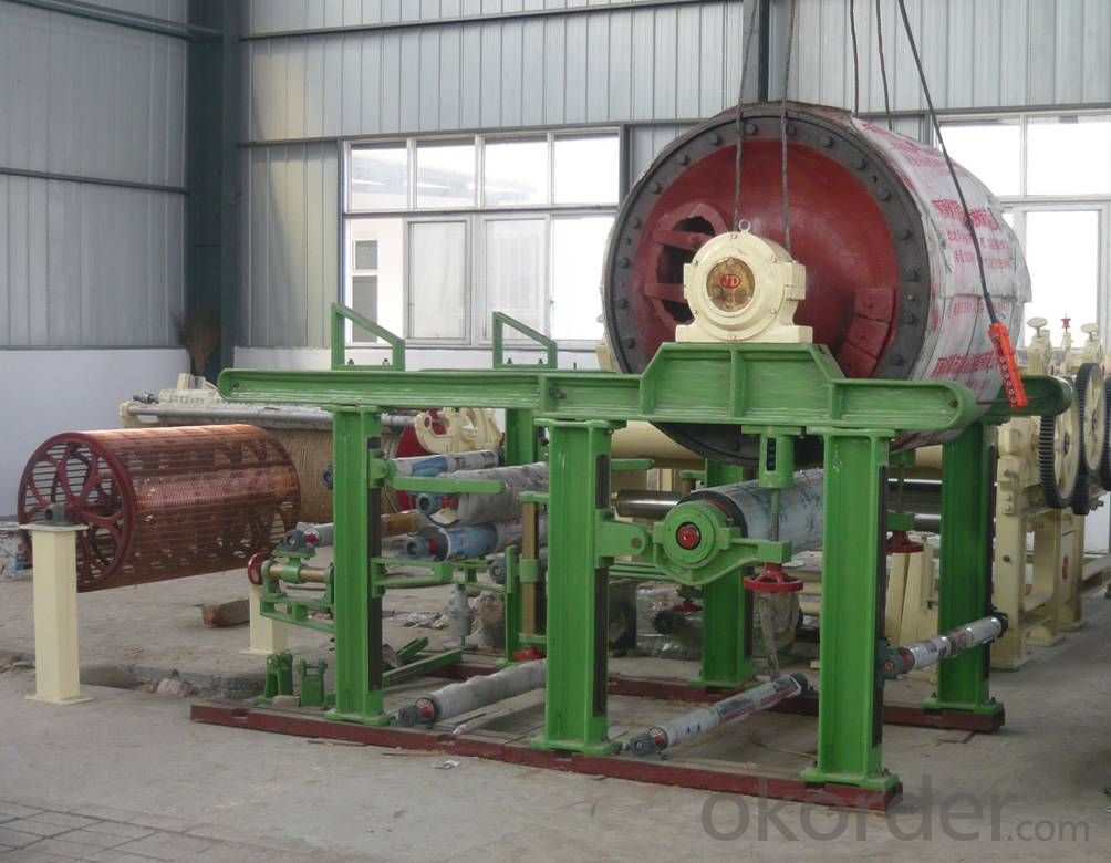 Auto Box Facial Tissue Paper Machine Made in China