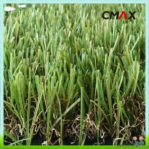 Natural looking Landscaping Artificial Grass 40mm / Synthetic Grass 4 color