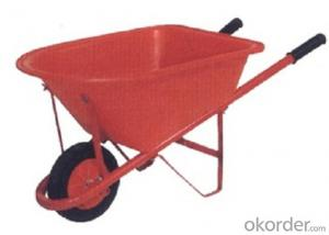 Wheel Barrow with  WB0200 For Construction