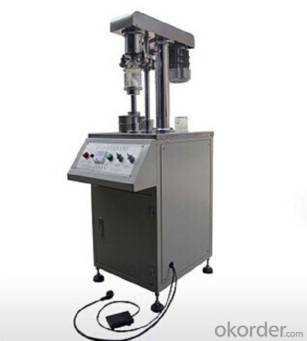 Semi-automatic Vacuum Sealing Machine For Cans Making