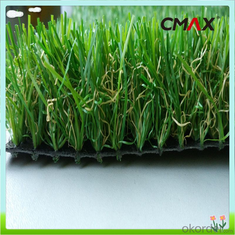 Backyard Anti UV Durablity Eco Grass Artificial Turf For Landscaping 11000DtexGrass 4 color