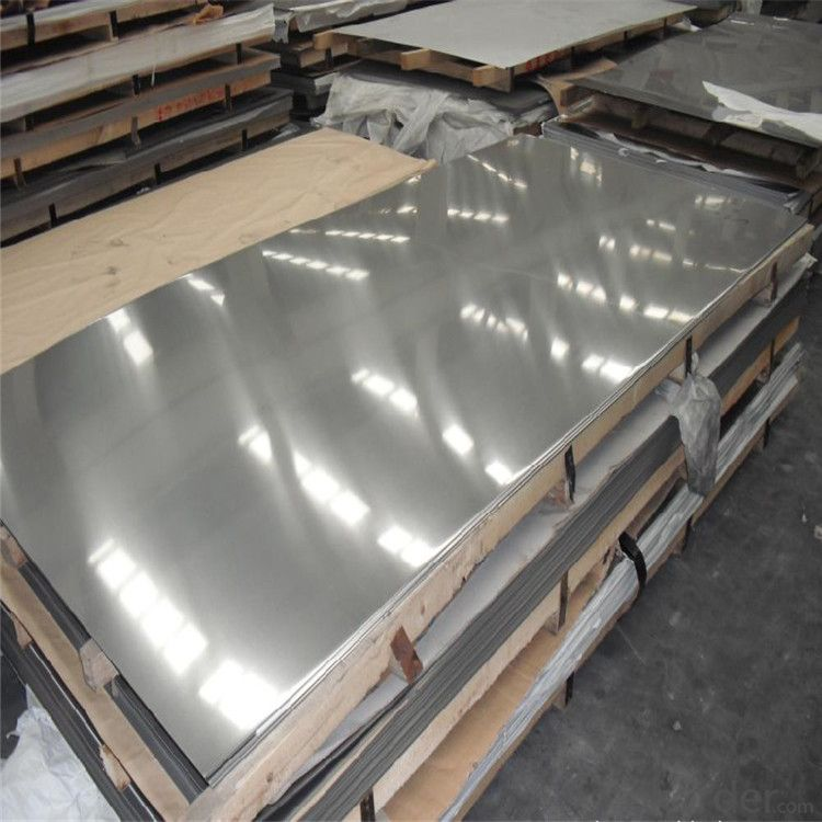 ASTM and AISI Stainless Steel Sheet Supplier with Low Price (304 321 316L)