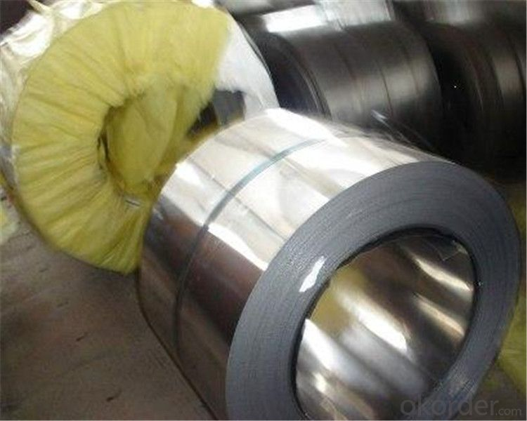 Stainless Steel Coil/Strip Supplier (201/202/301/304/304L/316/316L)