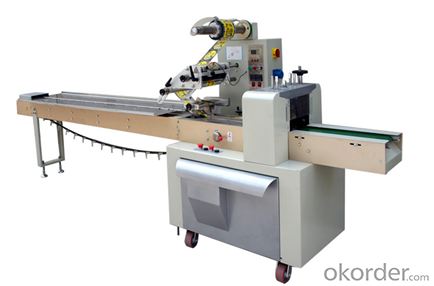 Pillow Packing Machine in Packaging Industry