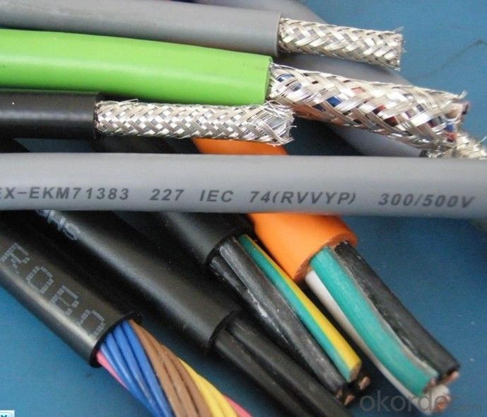 Flexible Cooper Electric Wire and Cable PVC Insulation Electrical Wire/Cable 4mm 10mm 6mm