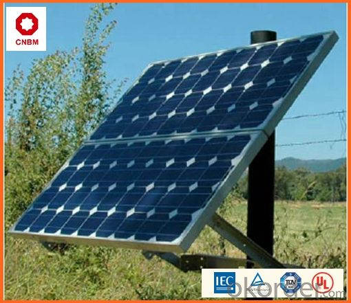 255W Polycrystalline Silicon Solar Module With CE/IEC/TUV/ISO Approval Standard Solar