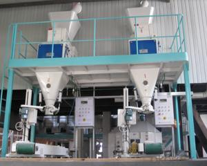 Granule Packaging Machine for Packaging Industry