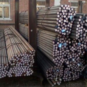 Hot Rolled Carbon Steel Round Bar SAE1045 ASTM1045