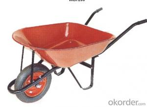 Wheel Barrow with  WB7200 For Construction