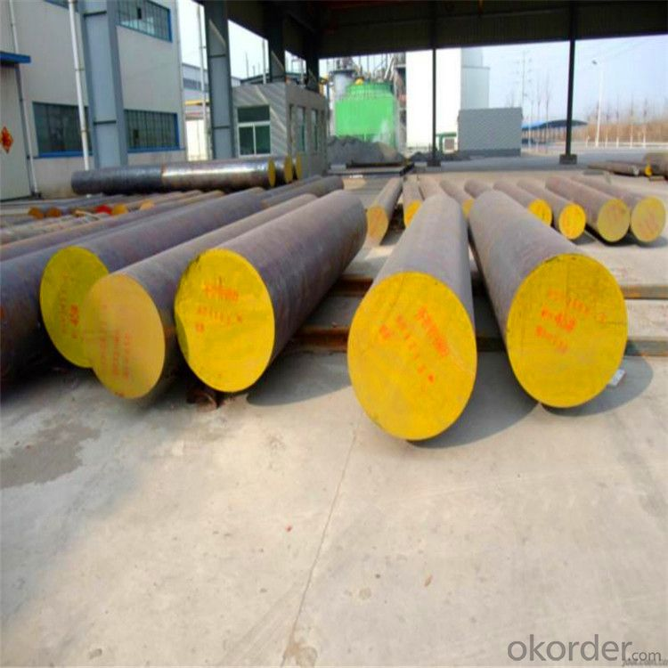 Prime C45 Carbon Steel Round Bar Used for Machinery Components