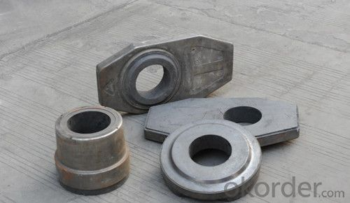 Series Refractory Ladle Slide Gate Plate and Nozzles