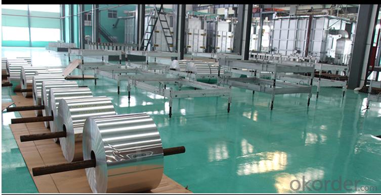 Aluminium Foilstock For The Light Gauge Foil Production