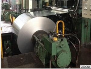 Lacquered Pharmaceutical Foil Jumbo Roll For Pharmaceutical Packaging