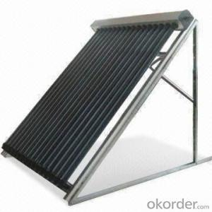 Solar Collectors for Water Heater, Pressurized Solar Collector