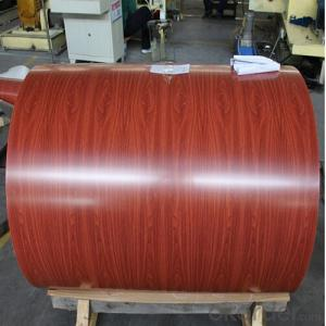 Polyester Coated Aluminum Coil for Construction
