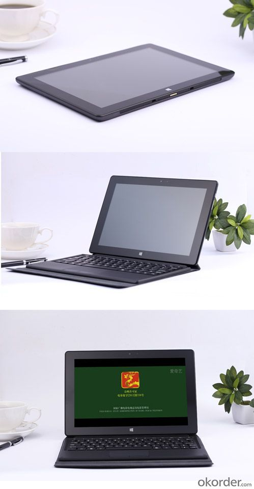 10.1 Inch Intel Quadcore Ultra-Thin Windows Tablet pc