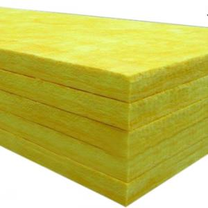 Glass Wool Board 12kg/m3 china manufacturer