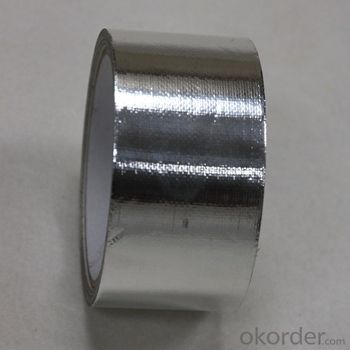 Aluminum Foil Tape Water-Based 40micron thickness
