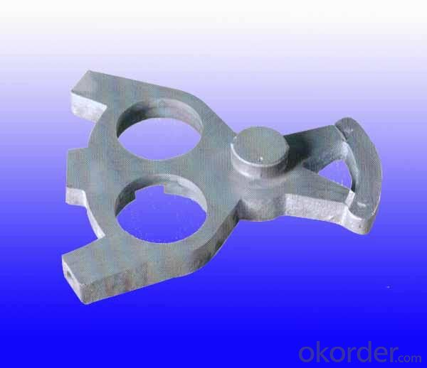 SD Series Refractory Ladle Slide Gate Plate