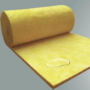 Glass Wool Blanket 10kg/m3 With Aluminum Foil Facing