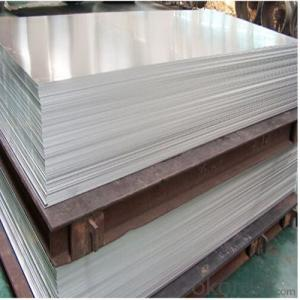 Aluminum Sheets for Decoration 1050, 1060, 1100, 3003, 5052