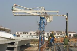Concrete Placing Boom HGY15 New Model Hot Sale