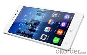 Smart 5 Inch Mtk6582 Quad Core Dual SIM 4G Lte Mobile Phone