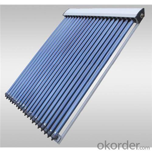 20 Tubes Solar Pipes Solar Collectors EN12975