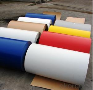PVDF Prepaited Aluminum for Aluminum Composite Materials