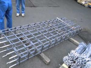 Steel Coupler Rebar Scaffolding Galvanized Scaffolding Tube Quality