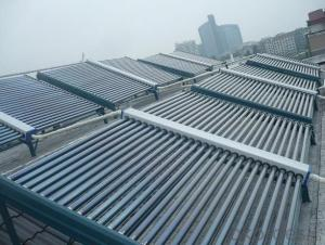 Vacuum Tube Solar Collectors with Good Quality