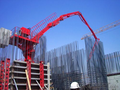 Concrete Placing Boom HGY13 New Model Hot  Sale