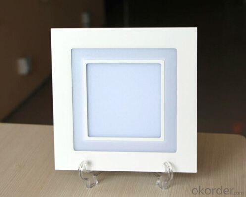 LED Light Source and IP33 IP Rating LED Panel Light
