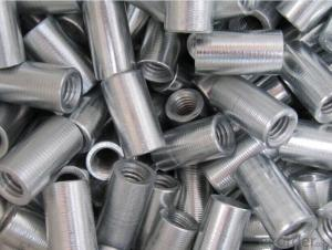 Steel Coupler Rebar Scaffolding Galvanized Scaffoldings Accessory