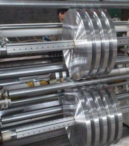 Mill Finish Aluminum Strip For Heat Exchangers