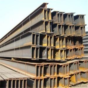 Wide Flange H-Steel Beams Steel with Full Size
