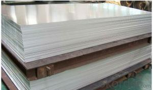 Spinning Quality 8011 H14 H24 Aluminum Plate