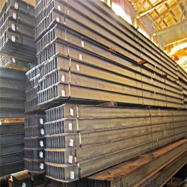 GB Structural H Steel Beams Price per Kg