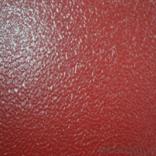 PVDF Coating Aluminum for Building Decorations