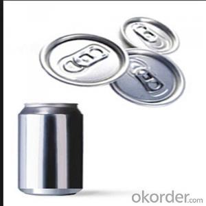 Aluminum Coil in Alloy 8011 for Bottle Caps