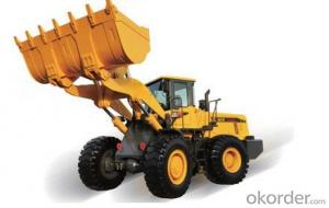 Construction Machinery Wheel Loader 967H