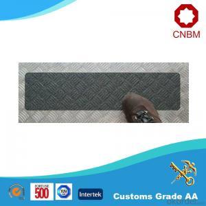 Anti-slip Tape with PVC, PET, PP and Aluminum Foil