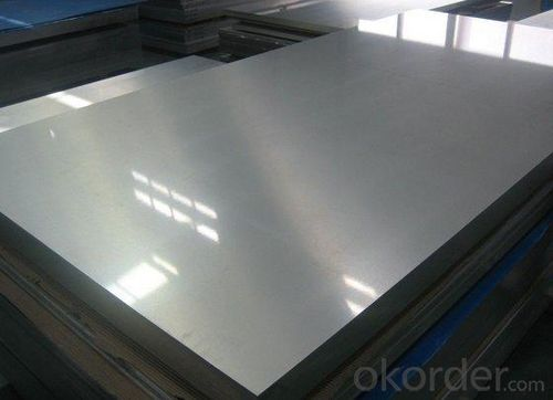 3003 5052 Aluminium Plain Sheet Mill Finished