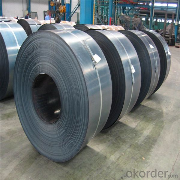 Prime Cold Rolled Steel Coils with Low Price High Quality in China